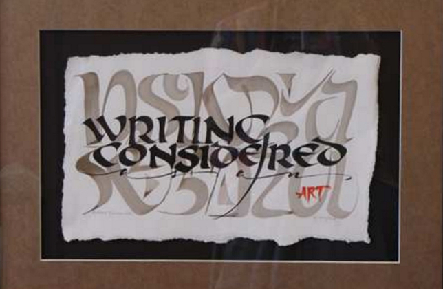 Calligrapher For Hire