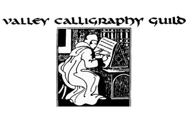 Valley Calligraphy Guild Logo